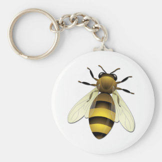 Honey Bee Key Chains