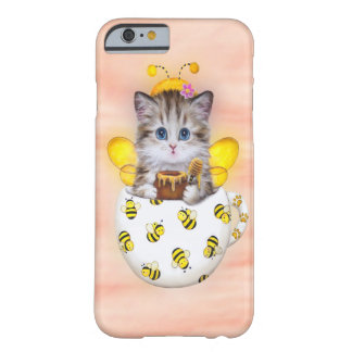 Honey Bee Kitty Barely There iPhone 6 Case
