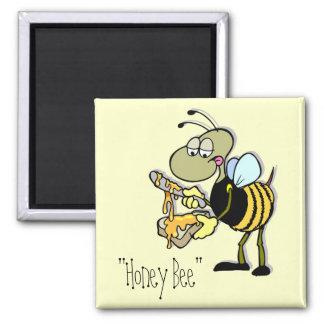 """""""Honey Bee"""" Magnet"""
