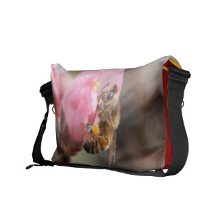 Honey bee courier bags