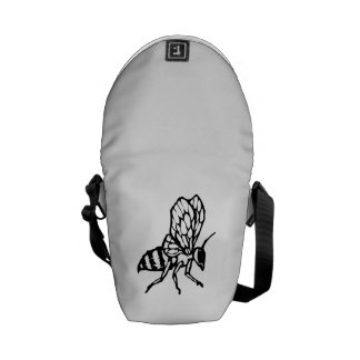 Honey Bee Courier Bag