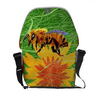 Honey Bee Messenger Bags