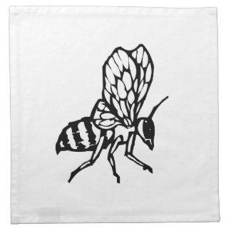 Honey Bee Cloth Napkins