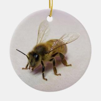 honey bee ornaments