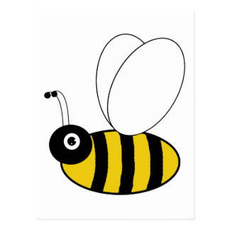 Honey Bee Post Cards
