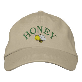 Honey Bee - Queen Bee - Save the Bee - Cap by SRF
