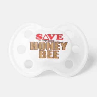 Honey Bee Save Pacifier
