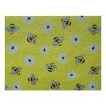 Honey Bee Scrapbooking Paper Letterhead
