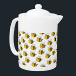"Honey Bee Teapot<br><div class=""desc"">Don&#39;t forget the honey.</div>"