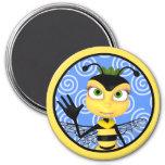 Honey Bee Toon Magnet