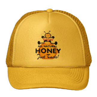 Honey Bee Trucker Hat