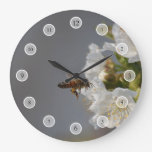 Honey Bee Wallclock
