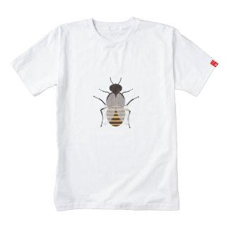Honey bee zazzle HEART T-Shirt
