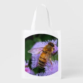 Honey Bee Grocery Bags