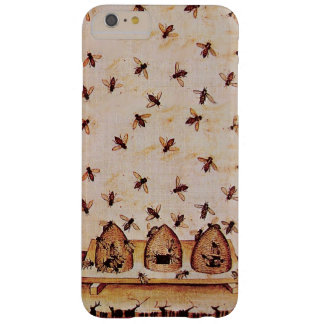 HONEY BEES AND BEE HIVES ,BEEKEEPER BARELY THERE iPhone 6 PLUS CASE