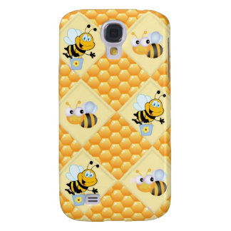 Honey Bees and the Hive Galaxy S4 Case
