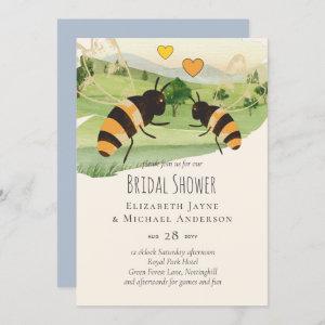 Honey Bees Beek keepers Wedding