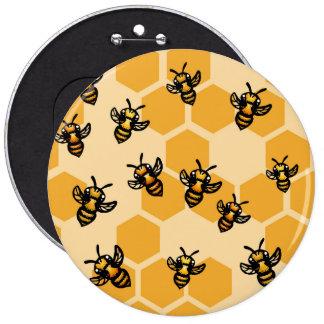 Honey Bees Pin