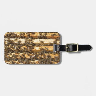 Honey Bees everywhere Tag For Luggage