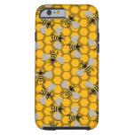 Honey bees funda para iPhone 6 tough
