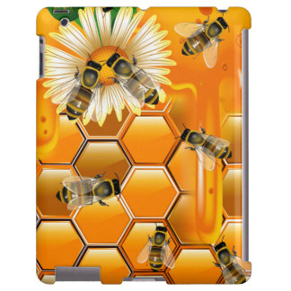 Honey Bees  iPad Case