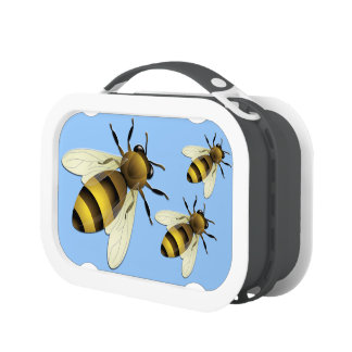 Honey Bees Lunchbox
