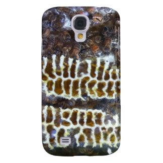 Honey Bees On Comb Samsung Galaxy S4 Cases