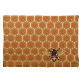 Honey Bees Placemat