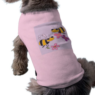 Honey Bees & Spring Flowers T-Shirt