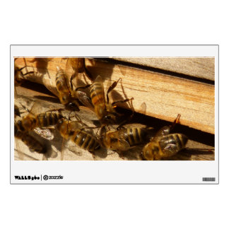 Honey Bees Wall Decal