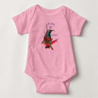 Honey Bird Baby Bodysuit