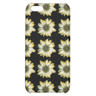 Honey Blossom Yellow Coneflower Case For iPhone 5C