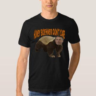 Honey Boehner Don't Care T Shirt