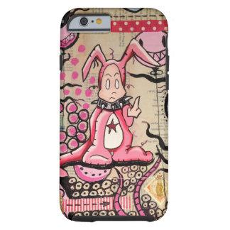 Honey Bunny Bubbles iPhone 6 Case