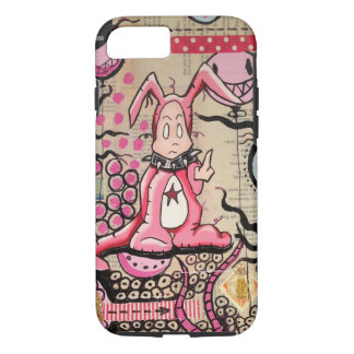 Honey Bunny Bubbles iPhone 7 Case