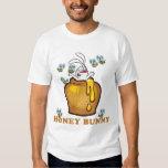 Honey Bunny Easter Kids Tee Shirt