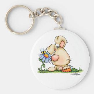 Honey Bunny Rabbit keychain