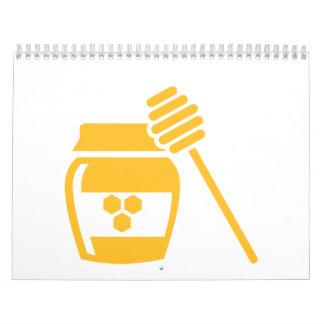 Honey Calendar