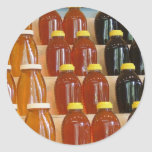 Honey Classic Round Sticker