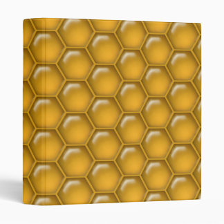 Honey Comb Pattern Binder