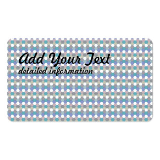 honey comb pattern Double-Sided standard business cards (Pack of 100)