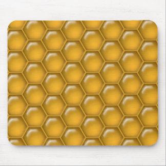 Honey Comb Pattern Mousepads