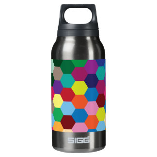 Honey Comb Thermo (0.3L), Smoked Pearl Insulated Water Bottle