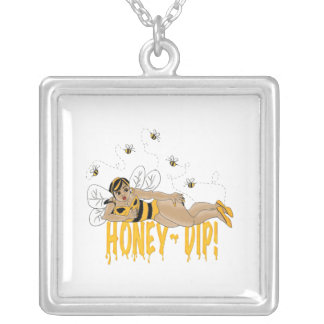 Honey-Dip Necklace