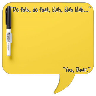 Honey Do List (Dry Erase Board) Dry-Erase Board