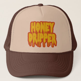 Honey Dripper Trucker Hat