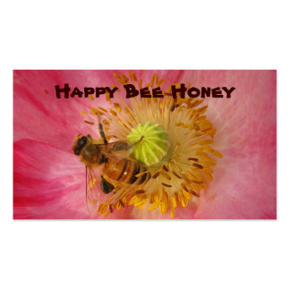 Honey for Sale Business Card