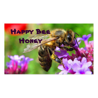 Honey for Sale Business Cards