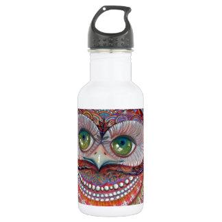 Honey gold owl 18oz water bottle