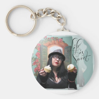Honey Halliwell Life is Sweet Items Key Chain